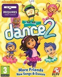 Game Box for Nickelodeon Dance 2 (Wii)
