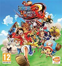 Okładka One Piece: Unlimited World Red (WiiU)