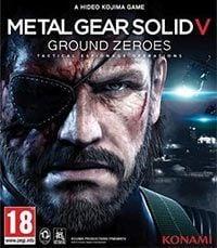 Okładka Metal Gear Solid V: Ground Zeroes (X360)