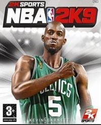 Okładka NBA 2K9 (PC)