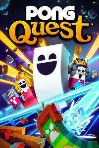 Okładka Pong Quest (PS4)