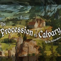 Game Box for The Procession to Calvary (PC)