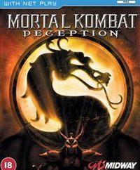 Okładka Mortal Kombat: Deception (XBOX)