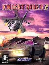 Okładka Knight Rider 2 (PC)