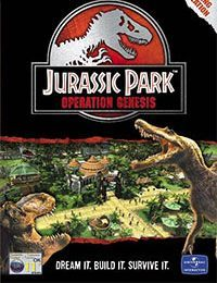 Game Box for Jurassic Park: Operation Genesis (PC)