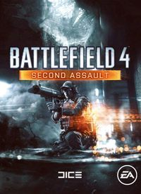 Game Box for Battlefield 4: Second Assault (PC)