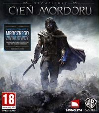Okładka Middle-earth: Shadow of Mordor (PC)