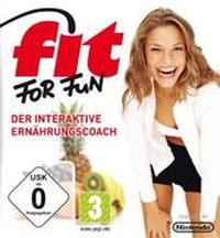 Okładka Fit For Fun (Wii)