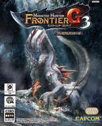 Okładka Monster Hunter: Frontier G (PSV)