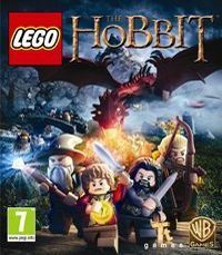 Game Box for LEGO The Hobbit (X360)