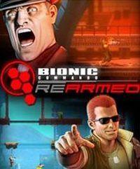 Okładka Bionic Commando Rearmed (X360)