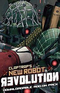 Okładka Borderlands: Claptrap's New Robot Revolution (PC)
