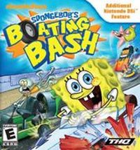 Okładka SpongeBob's Boating Bash (Wii)