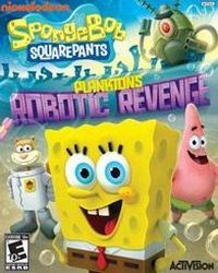 Game Box for SpongeBob SquarePants: Plankton's Robotic Revenge (PS3)