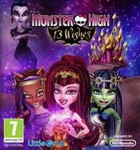 Game Box for Monster High: 13 Wishes (3DS)