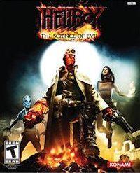 Okładka Hellboy: The Science of Evil (PSP)