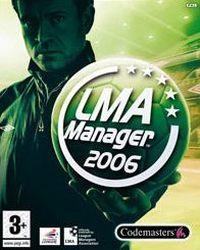 Okładka LMA Manager 2007 (PC)