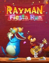 Okładka Rayman Fiesta Run (AND)