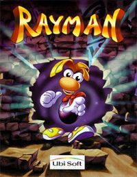 Game Box for Rayman (PC)