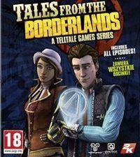Tales from the Borderlands: A Telltale Games Series cover