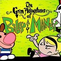 Game Box for The Grim Adventures of Billy & Mandy (GBA)