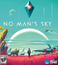 Okładka No Man's Sky (PS4)