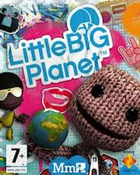 Okładka LittleBigPlanet (PS3)