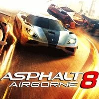 Game Box for Asphalt 8: Airborne (PC)