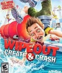 Okładka Wipeout: Create & Crash (3DS)