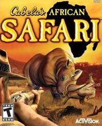 Game Box for Cabela's African Safari (PSP)