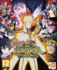 Game Box for Naruto Shippuden: Ultimate Ninja Storm Revolution (PC)