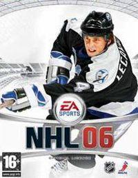 Okładka NHL 06 (PC)