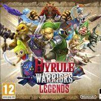 Game Box for Hyrule Warriors (WiiU)