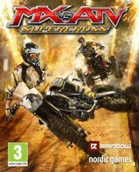 Game Box for MX vs. ATV Supercross (PS3)