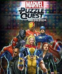 Okładka Marvel Puzzle Quest: Dark Reign (AND)