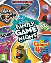 Game Box for Hasbro Family Game Night (X360)