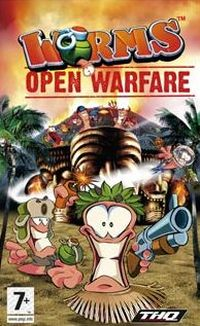 Okładka Worms: Open Warfare (NDS)