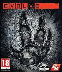 Game Box for Evolve (PC)