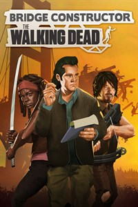 Game Box for Bridge Constructor: The Walking Dead (PC)