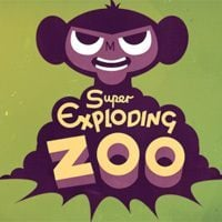 Game Box for Super Exploding Zoo (PSV)