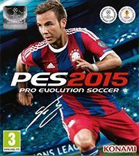Game Box for Pro Evolution Soccer 2015 (PC)