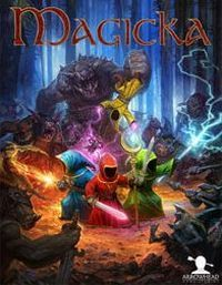 Game Box for Magicka (X360)