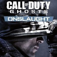 Okładka Call of Duty: Ghosts - Onslaught (PS4)
