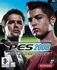 Okładka Winning Eleven: Pro Evolution Soccer 2008 (PC)