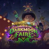 Game Box for Hearthstone: Madness at the Darkmoon Faire (PC)
