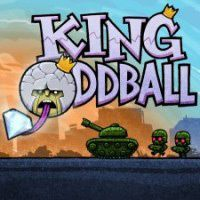 Game Box for King Oddball (PS4)