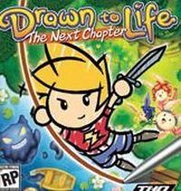 Okładka Drawn to Life: The Next Chapter (Wii)