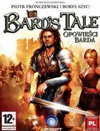 Game Box for The Bard's Tale (PC)