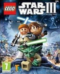 Okładka LEGO Star Wars III: The Clone Wars (X360)