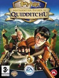 Okładka Harry Potter Quidditch World Cup (PC)